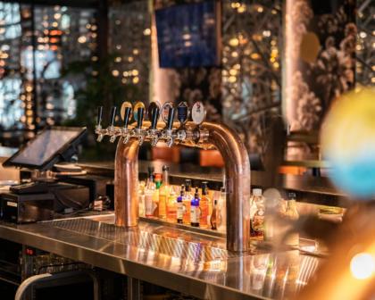 QT Perth, Perth Bars, Beer Tap