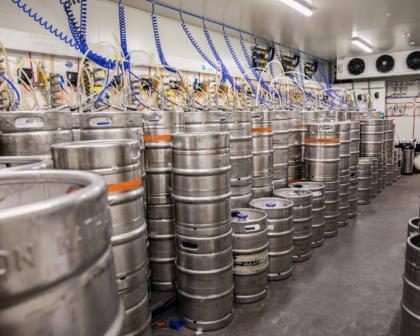 The Camfield, Perth Bars, Mega Pub, Beer Kegs