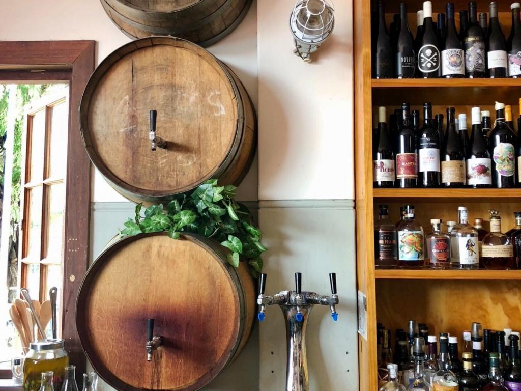 Restaurants & Small Bars